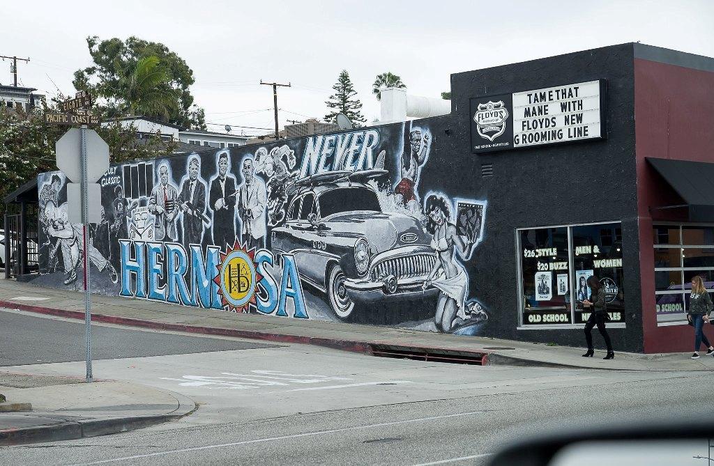 Hermosa Beach Murals